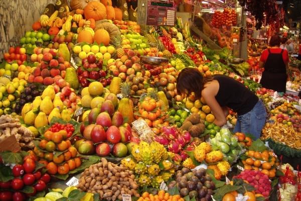 열대 과일 농장 (Tropical Fruit World)