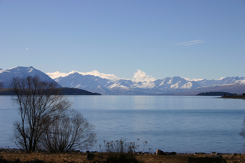 테카포 호수(Lake Tekapo)