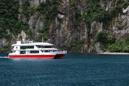 밀포드 크루즈 (Milford Cruise)